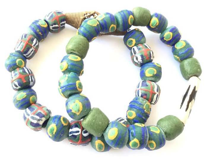 Krobo Bead Bracelets
